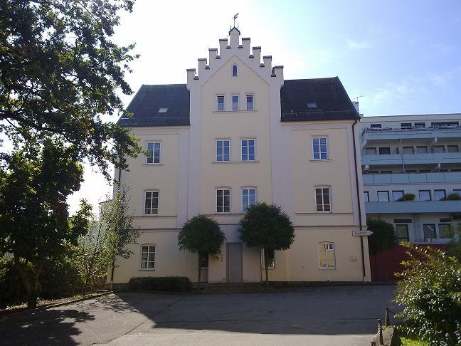 Alte Stadtvilla